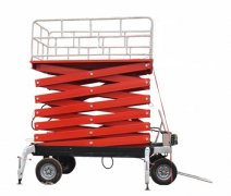 How America hydraulic scissor lift becomes so popular