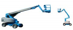 Cheap hydraulic boom lift on sale before Christmas