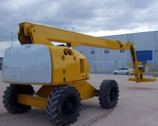 Avoid hydraulic system fail in cherry picker design
