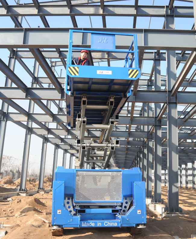 Vehicle Scissor Lift For Sale